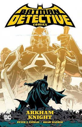 BATMAN DETECTIVE COMICS VOL 02 ARKHAM KNIGHT TP