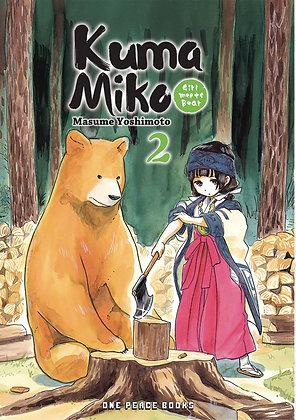 KUMA MIKO GIRL MEETS BEAR GN VOL 02