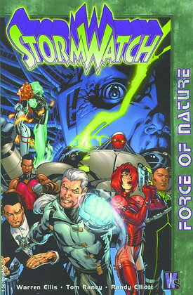 STORMWATCH TP VOL 01 FORCE OF NATURE