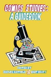 COMICS STUDIES GUIDEBOOK SC