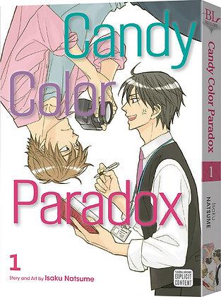 CANDY COLOR PARADOX GN VOL 01