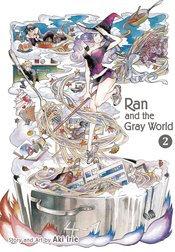 RAN & GRAY WORLD GN VOL 02