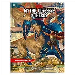 D&D MYTHIC ODYSSEYS OF THEROS