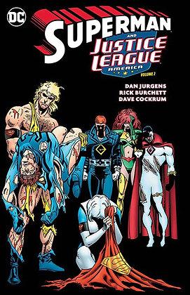 SUPERMAN AND JUSTICE LEAGUE AMERICA TP VOL 02