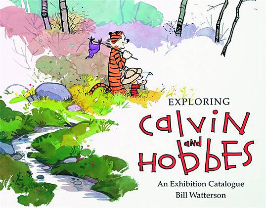 EXPLORING CALVIN & HOBBES SC