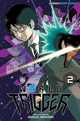 WORLD TRIGGER GN VOL 02