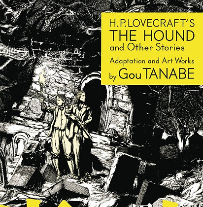 HP LOVECRAFTS THE HOUND & OTHER STORIES TP TANABE (MR)
