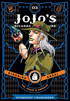 JOJOS BIZARRE ADVENTURE 3 STARDUST CRUSADERS HC VOL 03
