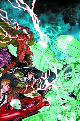 JUSTICE LEAGUE DARK TP VOL 03 DEATH OF MAGIC