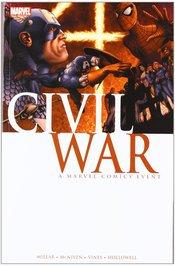 CIVIL WAR HC MCNIVEN CVR