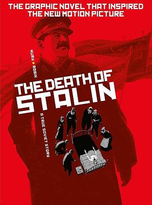 DEATH OF STALIN (STATIX) HC