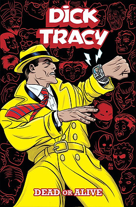 DICK TRACY DEAD OR ALIVE TP