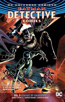 BATMAN DETECTIVE TP VOL 03 LEAGUE (REBIRTH)