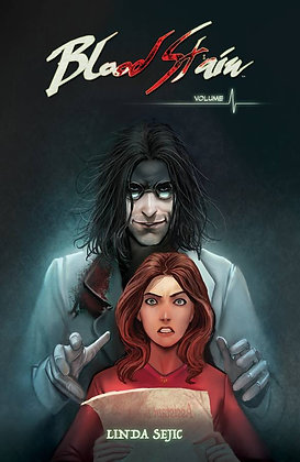 BLOOD STAIN TP VOL 01