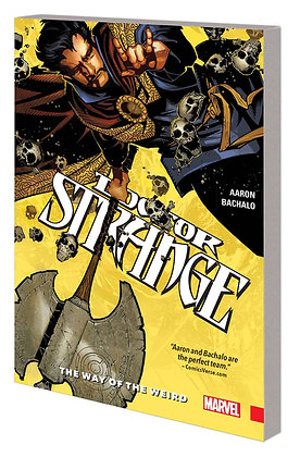 DOCTOR STRANGE TP VOL 01 THE WAY OF THE WEIRD
