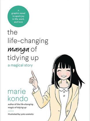 LIFE CHANGING MANGA OF TIDYING UP