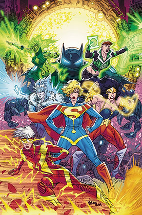 JUSTICE LEAGUE 3001 TP VOL 02 THINGS FALL APART