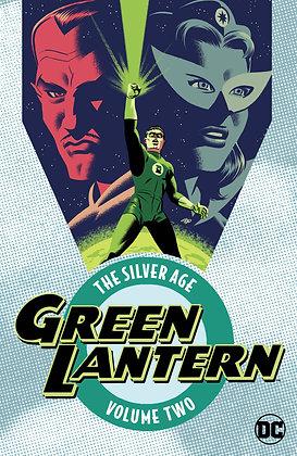 GREEN LANTERN THE SILVER AGE TP VOL 02