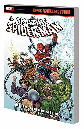 AMAZING SPIDER-MAN EPIC COLLECTION TP RETURN OF THE SINISTER SIX