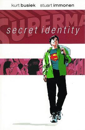 SUPERMAN SECRET IDENTITY TP NEW PTG