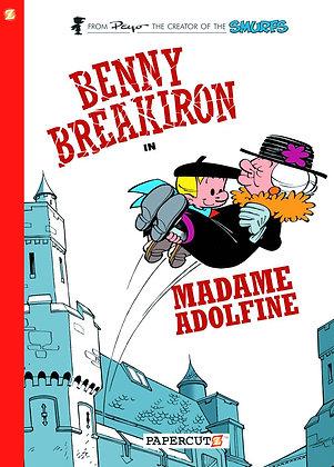 BENNY BREAKIRON HC VOL 02 MADAME ADOLPHINE