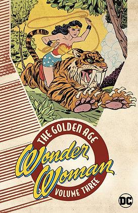 WONDER WOMAN THE GOLDEN AGE TP VOL 03