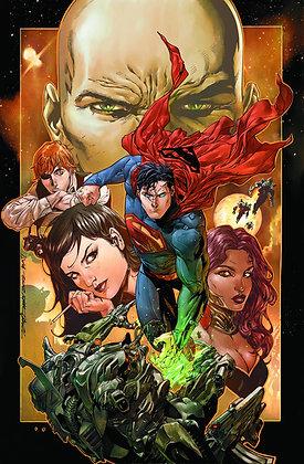 SUPERMAN ACTION COMICS TP VOL 04 HYBRID (N52)