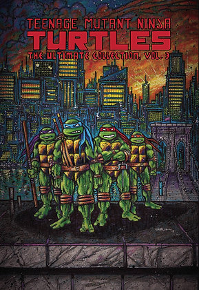 TMNT ULTIMATE COLLECTION TP VOL 03