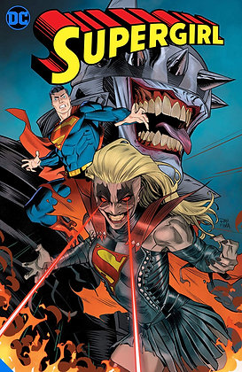 SUPERGIRL (2018) VOL 03 INFECTIOUS TP