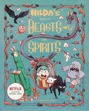 HILDAS BOOK OF BEASTS AND SPIRITS HC
