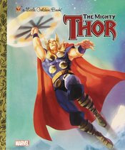 MIGHTY THOR LITTLE GOLDEN BOOK