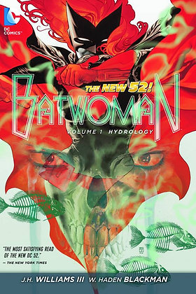 BATWOMAN TP VOL 01 HYDROLOGY