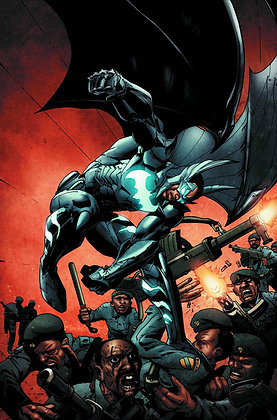 BATWING TP VOL 03 ENEMY OF THE STATE (N52)