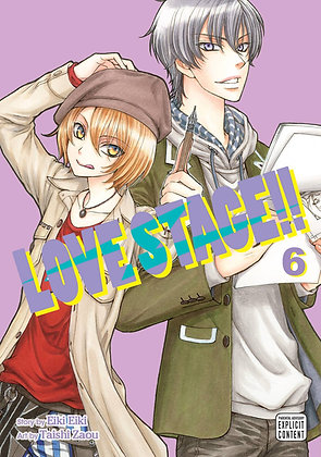 LOVE STAGE GN VOL 06