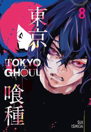 TOKYO GHOUL GN VOL 08 (O/A) (MR)