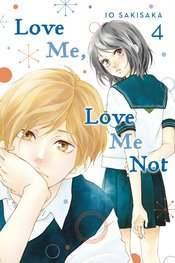 LOVE ME LOVE ME NOT GN VOL 04