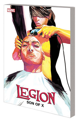 LEGION SON OF X TP VOL 04 FOR WE ARE MANY
