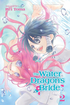 THE WATER DRAGONS BRIDE GN VOL 02