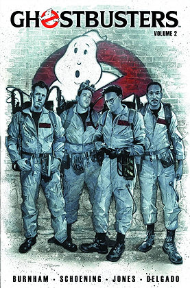GHOSTBUSTERS ONGOING TP VOL 02