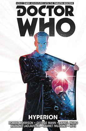 DOCTOR WHO 12TH TP VOL 03 HYPERION
