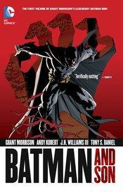 BATMAN BATMAN AND SON HC