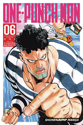 ONE PUNCH MAN GN VOL 06