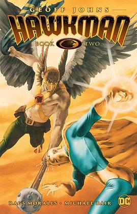 HAWKMAN BY GEOFF JOHNS TP BOOK 02