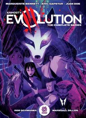 ANIMOSITY EVOLUTION OMNIBUS HC