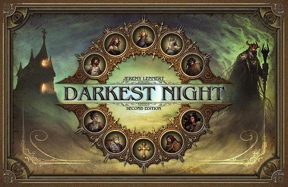 DARKEST NIGHT SECOND EDITION