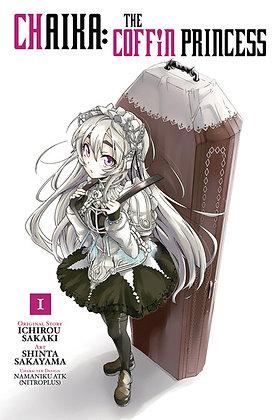 CHAIKA THE COFFIN PRINCESS GN 01