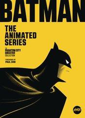 BATMAN ANIMATED SERIES PHANTOM CREATIVE COLL HC