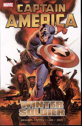 CAPTAIN AMERICA WINTER SOLDIER ULTIMATE COLLECTION TP NEW PRINT