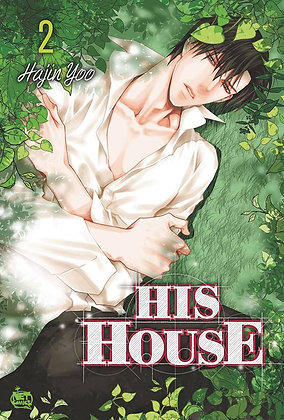 HIS HOUSE GN VOL 02 (OF 3)