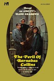 DARK SHADOWS PAPERBACK LIBRARY NOVEL VOL 12 PERIL OF BARNABAS COLLINS